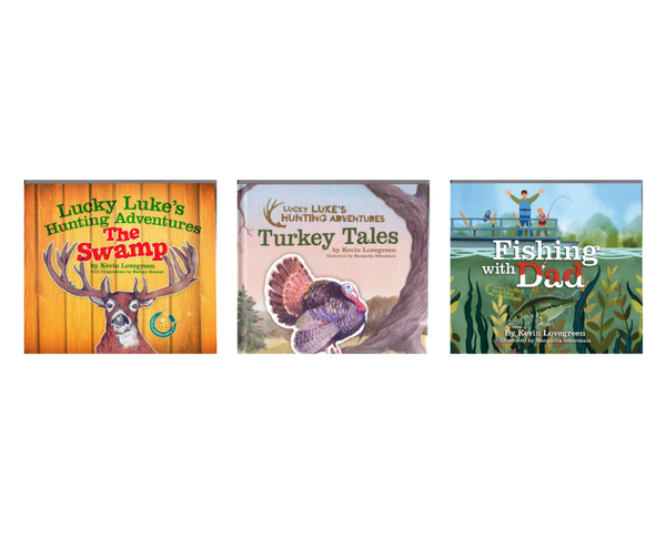 All 3 Picture Books
