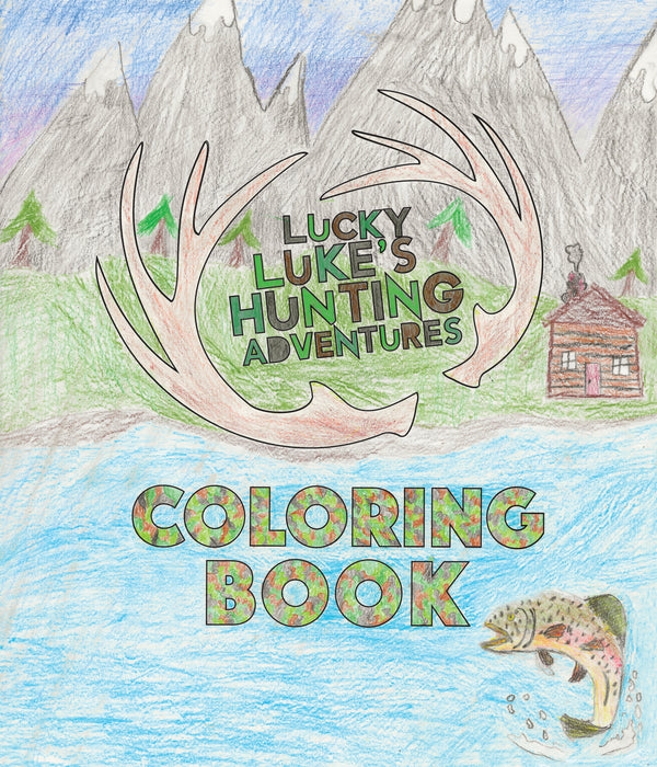 Our Super Cool New Coloring Book