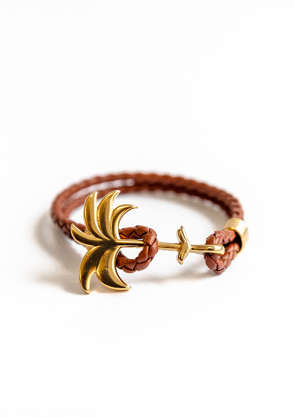 The Palm Band anchor bracelet - Duo Pack