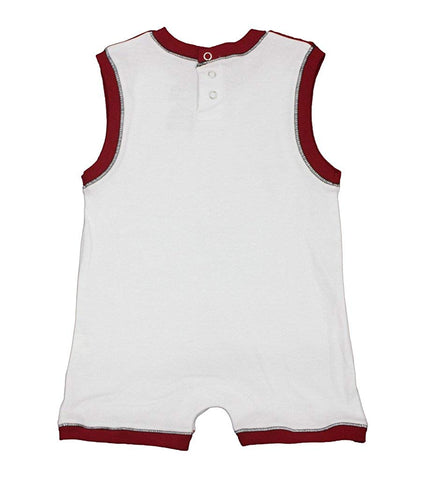 Outerstuff Ohio State Buckeyes Romper Baby Clothing Apparel