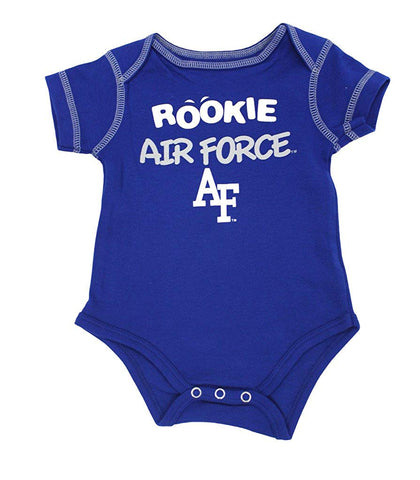 Outerstuff Air Force Fightin' Falcons 3 Piece Creeper Bodysuit Set