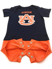 Outerstuff Auburn Tigers Gen 2 Romper Baby Clothing Apparel