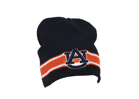 Auburn Tigers Embroidered Knit Cap Beanie for Adult