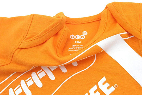 Outerstuff Gen 2 Tennessee Volunteers Creeper Baby Clothing Apparel