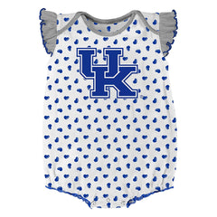 Outerstuff Kentucky Wildcats 2 Piece Onesie Baby Clothing Apparel Set