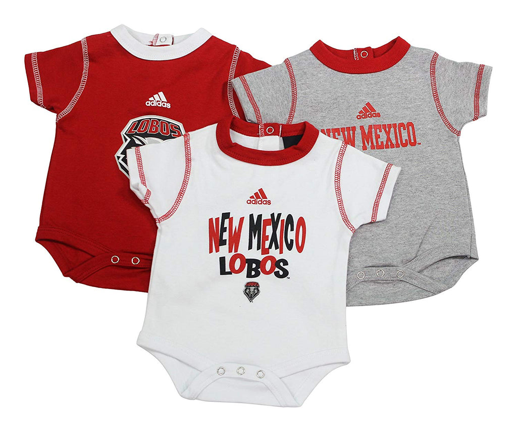 Outerstuff New Mexico Lobos Baby Clothing, University Creeper Apparel