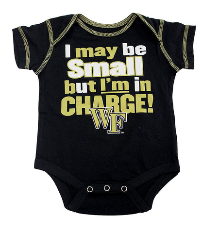 Outerstuff Wake Forest Demon Deacons Baby Clothing, University Creeper Apparel