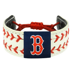 Boston Red Sox MLB Classic Two Seamer Bracelet