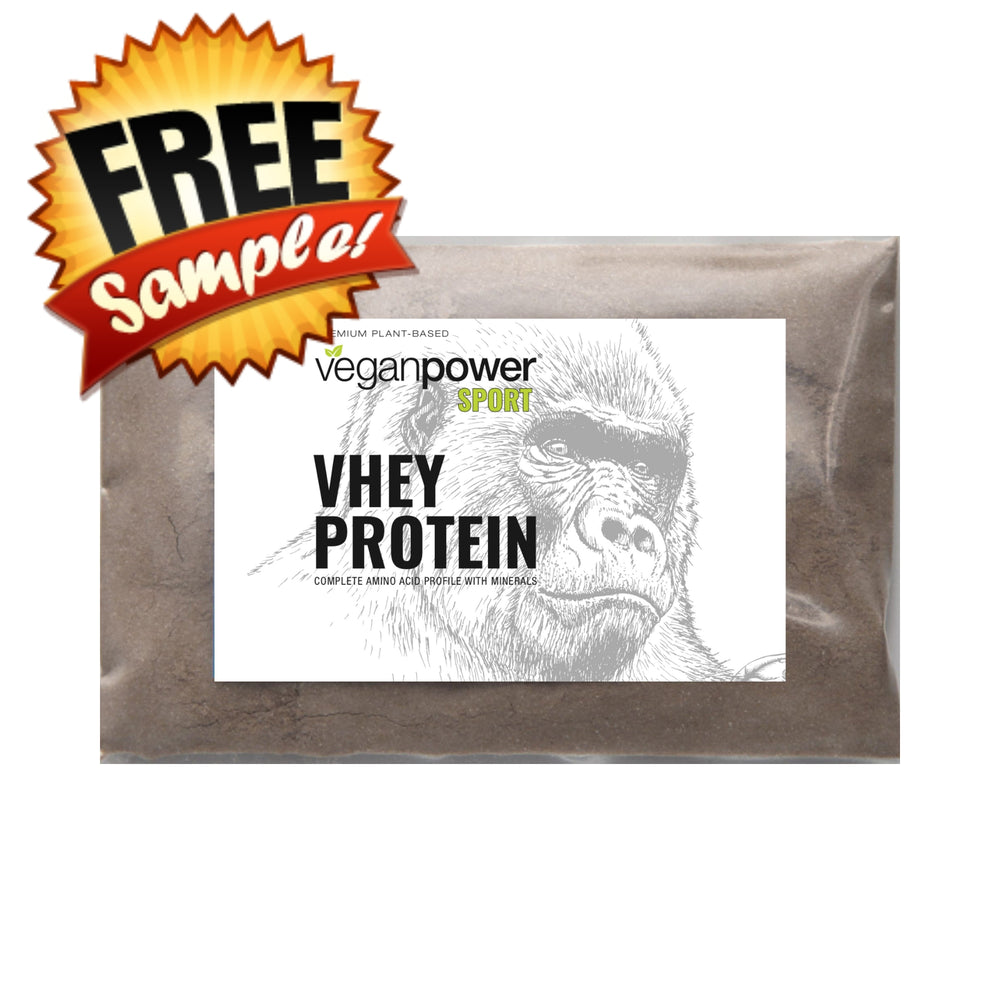 "VHEY® Protein ""FREE Sample"""