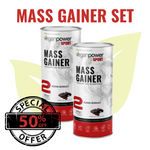 2x MASS GAINER -50% BLACK FRIDAY Deal