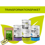 Transformationspaket Pro (1 Packung Raw Power Greens GRATIS) - veganpower