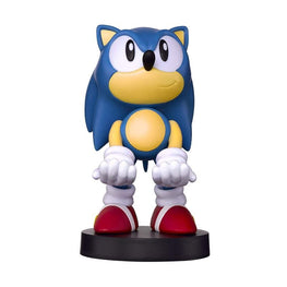 Official Sonic The Hedgehog Cable Guys Controller and Smartphone Stand - Sonic the Hedgehog