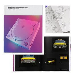 Official SEGA Dreamcast: Collected Works Book