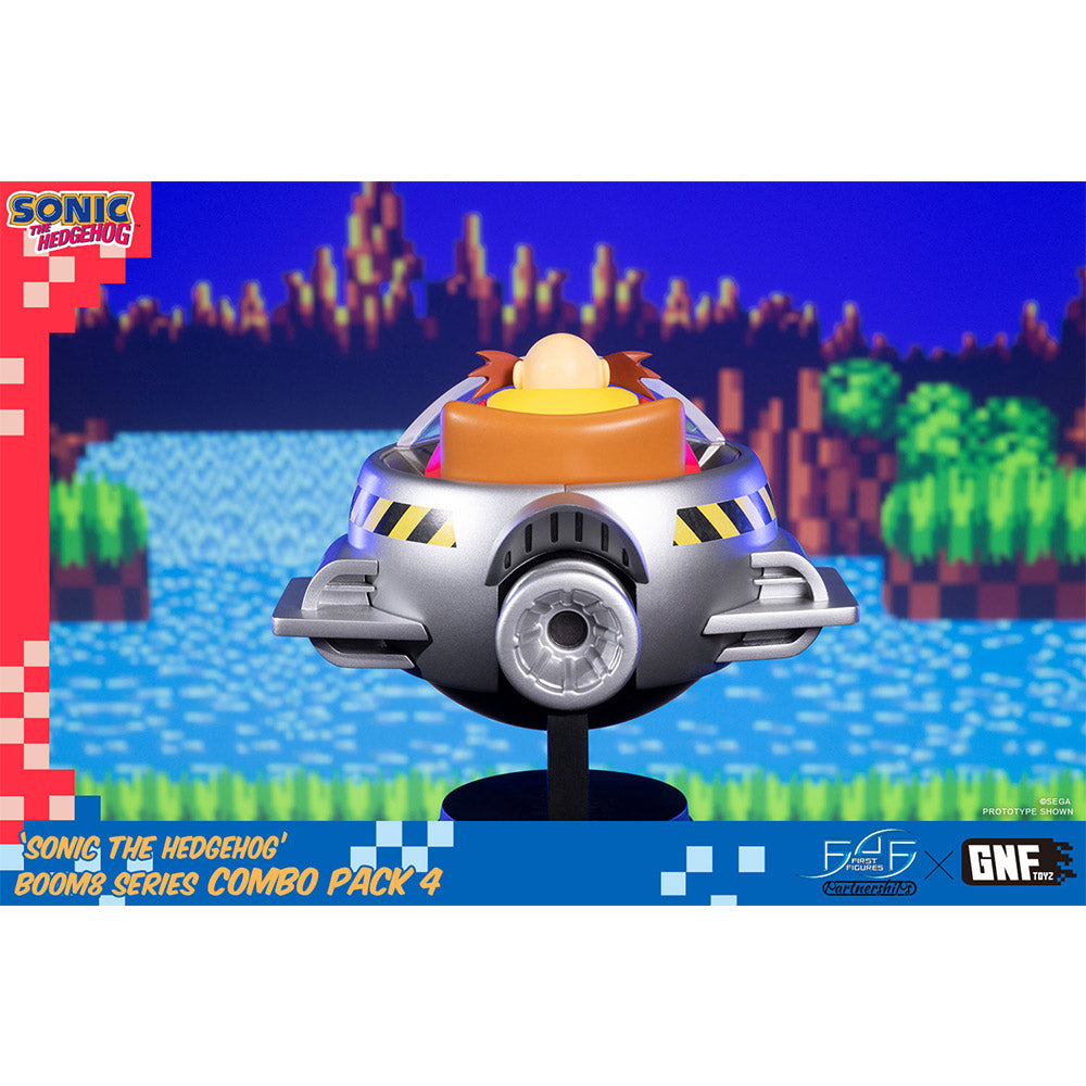 Official F4f Sonic The Hedgehog Boom8 Series Dr Eggman