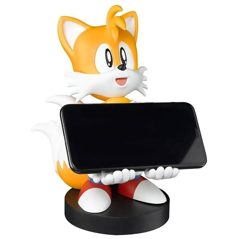 PRE ORDER Official Tails Cable Guys Controller and Smartphone Stand - Sonic the Hedgehog