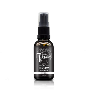 Brow Grow CBD Oil