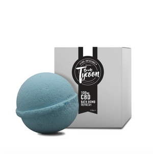 Bathbomb CBD
