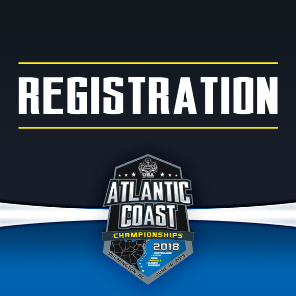 Atlantic Coast Registration - Coming Soon!