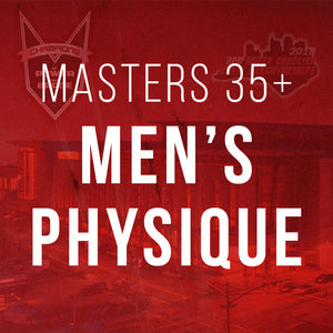 Masters Men's Physique 35+