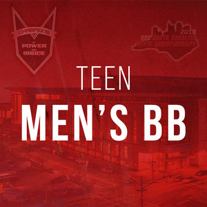 Teen Men's BB