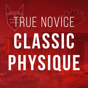 True Novice Classic Physique