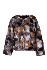 Faux Fur Jacket <span>Natural</span>