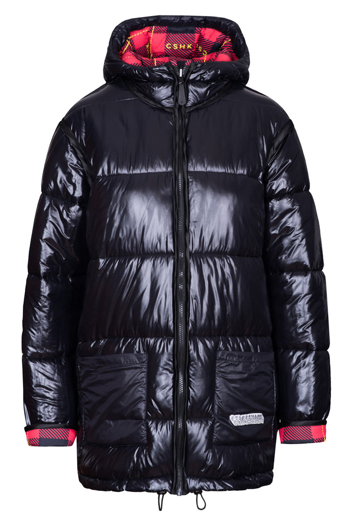Jacket Puff PREMIUM<span>Checked/Black</span>