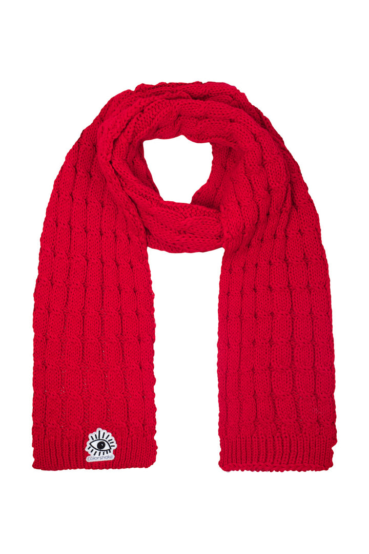 Szalik Scarf <span> Eyes Red</span>