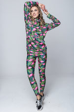 Leggings <span>Flamingo Jungle Pro</span>