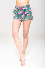 Boardshorts Flamingo Jungle