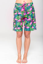 Boardshorts Long <span>Flamingo Jungle</span>