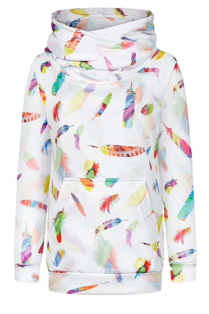 Bluza Hoodie <span>Feather White</span>