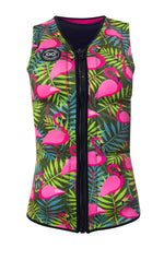 Impact Vest <span> Flamingo Jungle </span>