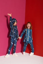 Bluza Zip Up Kids <span>Cosmos</span>