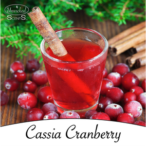 Unwicked Scents Boulder Melt - Cassia Cranberry