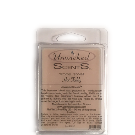 Unwicked Scents Stone Melt - Hot Toddy