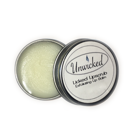 Licked Lipscrub Exfoliating Lip Balm