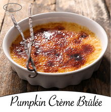Unwicked Scents Pebble Melt - Pumpkin Crème Brulee