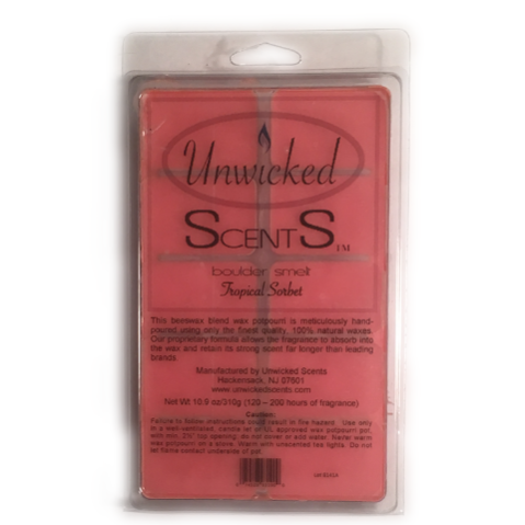 Unwicked Scents Boulder Melt - Tropical Sorbet