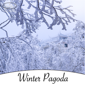 Unwicked Scents Stone Melt - Winter Pagoda