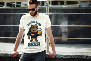 Another Bully With Beer Unisex T-Shirt™