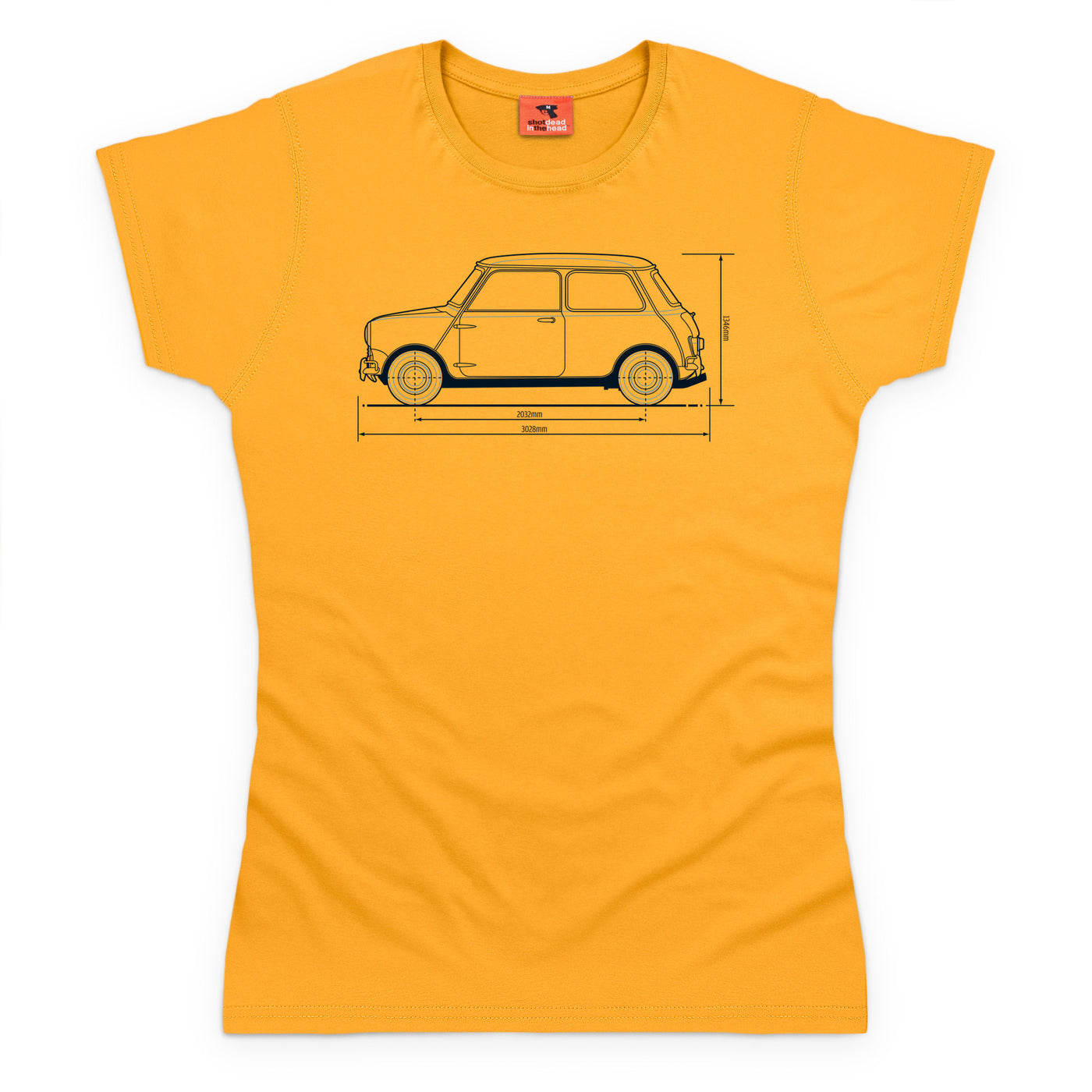 Style: Female, Color: Yellow.
