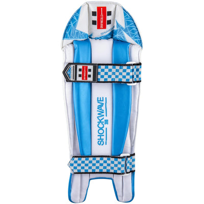 Gray Nicolls Shockwave 300 Wicket Keeping Pads - KNOWLES SPORTS