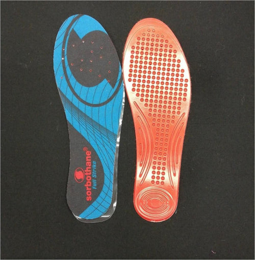 Sorbothane Full Strike Insole - KNOWLES SPORTS