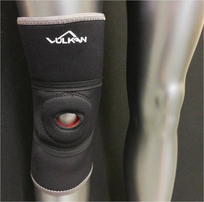Vulkan Classic Heat Retaining Open Knee Support