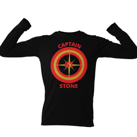 Captain Stone 61 - Long Sleeve