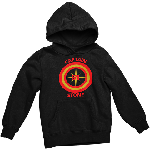 Captain Stone 61 - Adult Hoodie