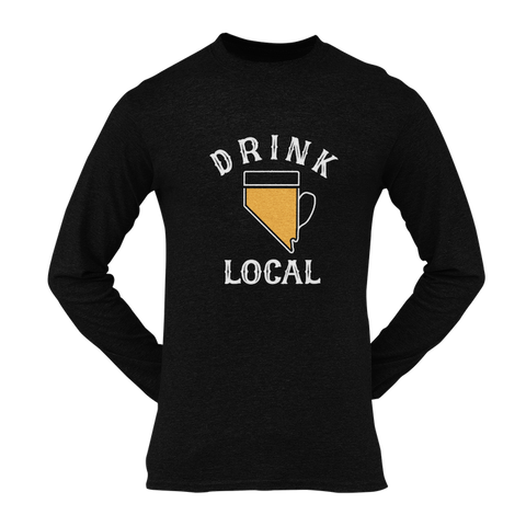 Drink Local Unisex Long Sleeve