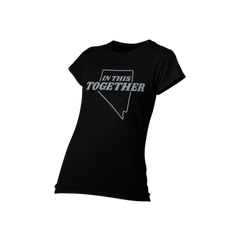 In This Together Nevada Shirt Silver