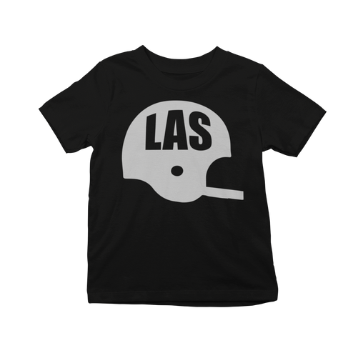 Youth LAS Football Helmet Shirt